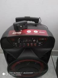 Caixa de som AMVOX ACA 280