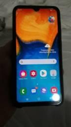 Samsung a20 filé R$600
