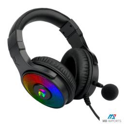 Fone Headset Redragon Pandora 2 RGB Novo Lacrado Com garantia