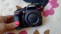 Câmera  fotográfica profissional
