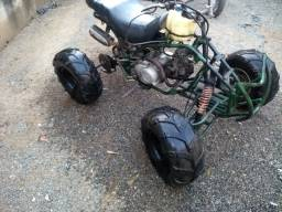 Quadriciclo 100cc