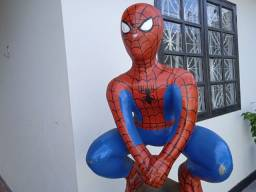 Homem Aranha de Fibra