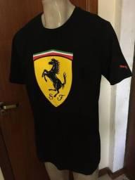 Camisa Puma Scuderia Ferrari TAM G