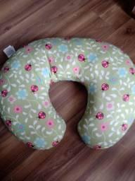 Almofada de algodão para amamentação Boppy Ladybug - Chicco