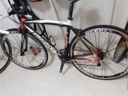 Bicicleta para ciclista