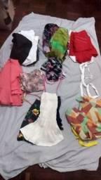 vendo roupas seminovas