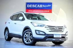 Hyundai Santa Fé Gls 3.3 V6 4x4 Automático 2016 - 65.000 km - Única dona!!!