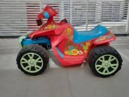 Quadriciclo Infantil Bandeirante - 06 Volts