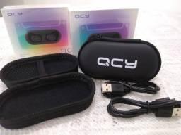 Qcy Tc1 Tws Bt5.0 Fone De Ouvido (Melhor que Airdtos)