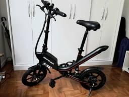 Bicicleta elétrica Way da Mymax