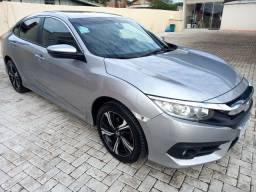 Civic  ex g10 ano 2017 automático