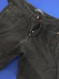 Calça masculina desapego