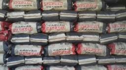 Carvao Macacu 40 sacos de 6 kilos $ 11 reais a unidade