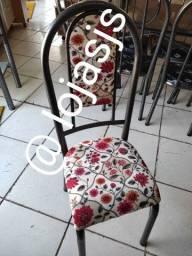 Mesa 6 cadeiras ,sextavada Nova!