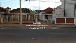 Casas a Venda no Centro Terreno  20x40 = 800m2  - (somente no dinheiro) Andradina - SP