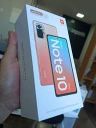 Xiaomi Redmi Note 10 Pro Cinza 128GB,Tela de 6.67 -12xSem Juros/Garantia/Loja Física