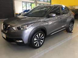 Nissan-2019 Kicks 1.6 SV Cvt-(Flexstar)-Único Dono! Garantia Fábrica!!!