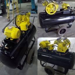 Compressor Douat - 10 pés