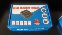 Mini Impressora Térmica sem uso