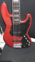 Fender Marcus Miller Ativo/Passivo