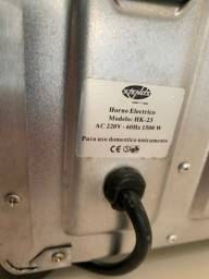 Forno elétrico 220 volts
