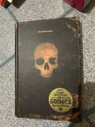 Livro Os Goonies edição especial