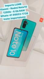 Celular Xiaomi Redmi note10 - Versão Global