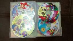 Dvd patati e patatá coleção 4 cds