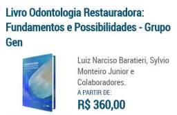 3 livros odontológico pelo preço de 2