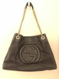 Bolsa Gucci Soho Shoulder original