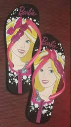 Sandalia da Barbie