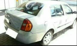 Clio Sedan RT 1.6 O Mais Completo - 2003
