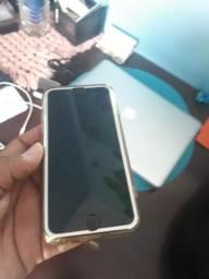 IPhone 6 de 128 Gb vendo ou troco em superior mais volta minha