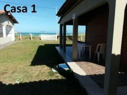 Aluga-se casa a beira mar em Itamaracá
