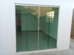 Promoção Porta e Janela de Vidro