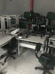 Mesa para callcenter regulavel