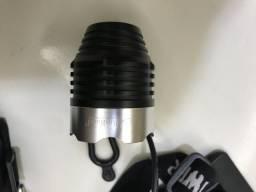 Lanterna Bike RioRand 4 Modo 1200 Lm Cree Xml T6 Lâmpada LED