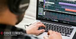 Software Cubase Elements 9 64bits sistema avançado de produção musical