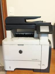 Impressora Multifuncional monocromatica Hp Laserjet MFP M521dn