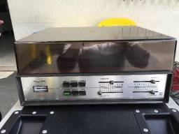 Toca Discos Philips Modelo 561 Estéreo Com Caixas Originais