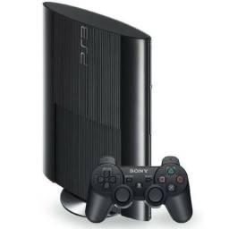 Playstation 3 com jogos 250GB
