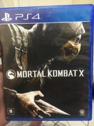 Jogo PS4 Mortal Kombat X