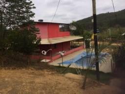 Chácara em Vale Verde, Pisc, área 7000 m² infraestr. OK, aceita casa Ipatinga. Vr 400 mil