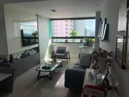 Apartamento com 3 quartos, 2 suítes, 113m totalmente reformado e decorado Rosarinho
