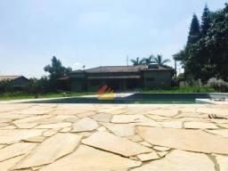 Chácara com 5 dormitórios à venda, 3000 m² por R$ 850.000,00 - Sítios de Recreio Jardins d