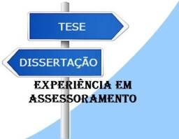 Assessoramento em TCC com experiência e responsabilidade