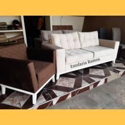 Fabricamos sofás sob medida