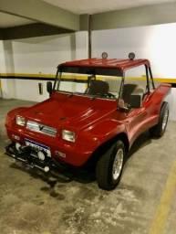 Buggy (bugre) Valente, motor 1600, impecável! Nada a fazer. Para exigentes - 1990