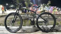 Bike huston aro 27,5 21 marchas Tam-M
