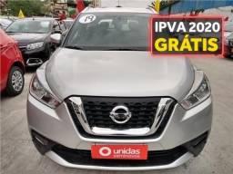 Nissan kicks 1.6 flexstart 2019 - 2019